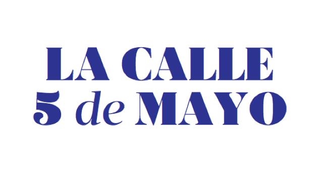 La calle 5 de mayo